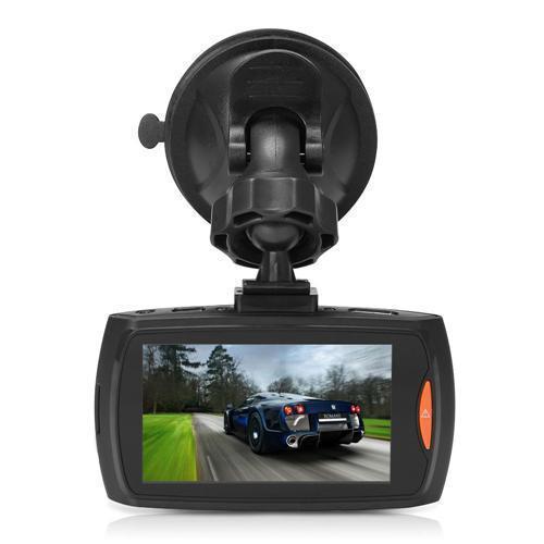 Видеорегистратор DVR G30B LCD 1080P HD +2 камеры