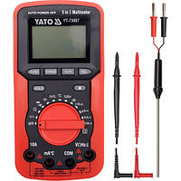 Цифровой мультиметр Yato YT-73087