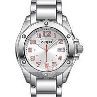 Часы ZIPPO DRESS SILVER Zippo (45015)