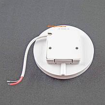 Светодиодный накладной круглый светильник ЖКХ 18w AVT-109/1, фото 3