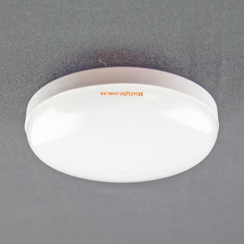 Светодиодный накладной круглый светильник ЖКХ 18w AVT-109/1