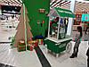 Тележка деревянная для торговли, выставки Телега: «ТОРГОВАЯ Ф», фото 7