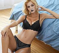 Комплект женского нижнего белья Nakedlady Bella Black