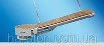 Гидравлический поворотный трап Opacmare алюминиевый до 120 кг.