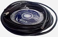 Эндоскоп технический 5,5 мм водонепроницаемый USB 5м.