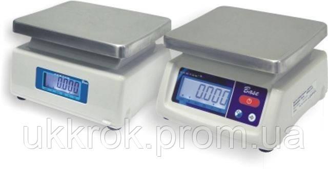 Весы торговые электронные CERTUS Base CBCд
