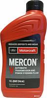 Масло для автоматических коробок передач Ford Motorcraft Mercon V (XT-5-QMC) 0,946л, фото 1