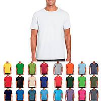 Футболки Gildan, Канада 23 кольори, 100% котон, щільність 153 г/м2