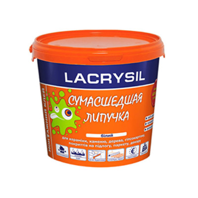 Клей Lacrysil Сумасшедшая липучка (6 кг)