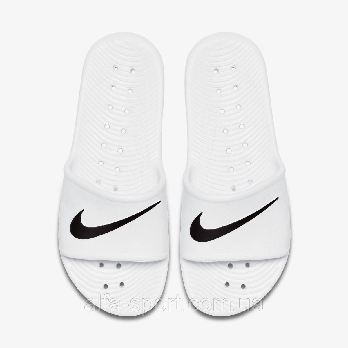 e1ed1319 Сланцы Nike Wmns Kawa Shower (832655-100), цена 680 грн., купить в Харькове  — Prom.ua (ID#906387341)