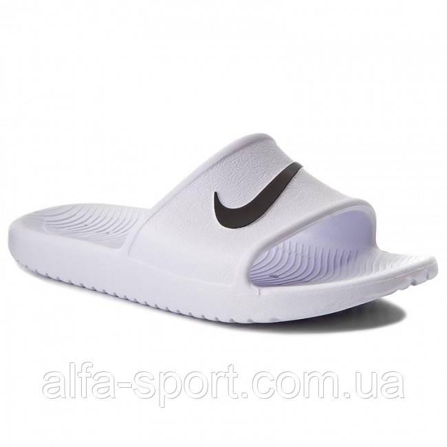 eea6fbed Сланцы Nike Wmns Kawa Shower (832655-100), цена 680 грн., купить в ...