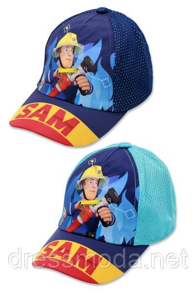 Кепки детские для мальчиков Sam от Disney 52-54 cm
