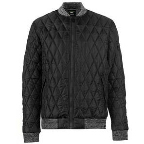 Куртка No Fear Quilted Bomber Jacket Mens, фото 2