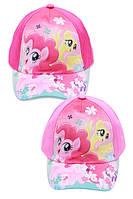 Кепки детские для девочек Little Pony от Disney 52-54 cm, фото 1