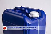 Евро Канистра пластиковая полиэтиленовая 20 литров K -20 .