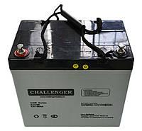 Аккумулятор мультигелевый Challenger A12-55 12V 55AH, (AGM) для ИБП, фото 1