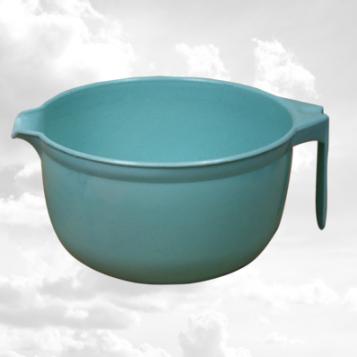 Ковшик кухонний пластиковий 2,5л, Од