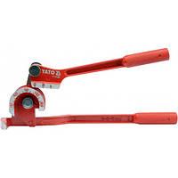 Ручной трубогиб для медной трубы 6-8-10мм Yato YT-21840