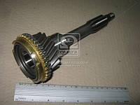Вал первичный КПП УАЗ с кольцом синхронизатора (диаметр 29 мм) <ДК>
