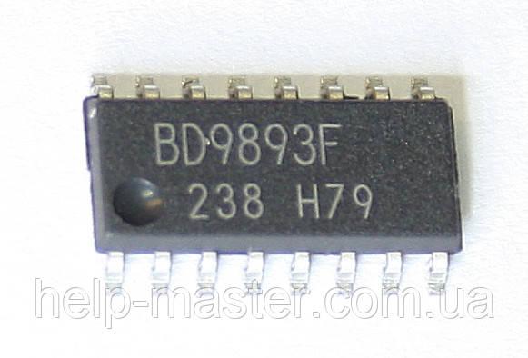 Микросхема BD9893F (SOP-16)