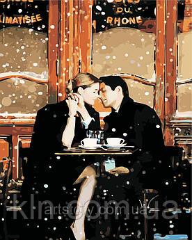 Картина по номерам ArtStory Сказочное свидание 40 х 50 см (арт. AS0434)