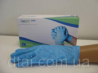 Перчатки нитриловые одноразовые смотровые (нестерильные), 100 шт/упак
