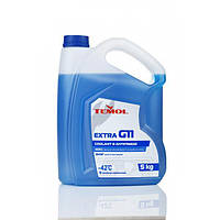 Антифриз TEMOL Antifreeze Extra G11 Blue (5 кг)