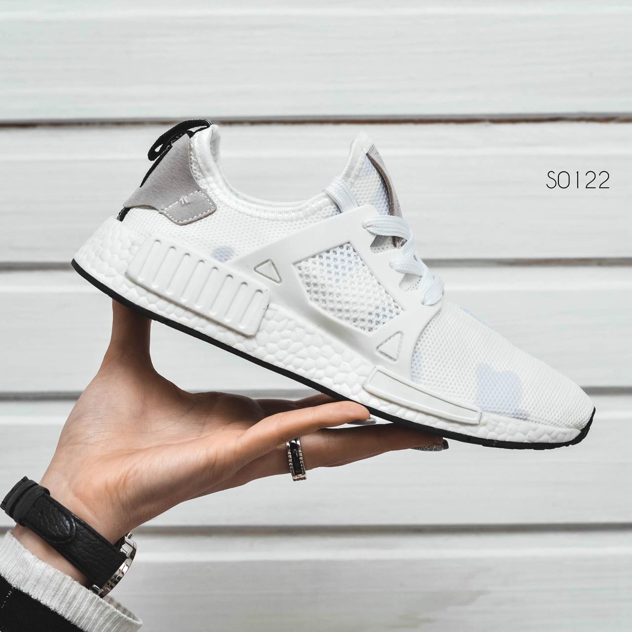 04913a07f Распродажа женские кроссовки Adidas NMD белые: 540 грн. - Спортивная ...