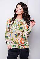 GLEM блуза Весна д/р, фото 1