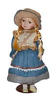 Кукла фарфоровая Дивия 40см