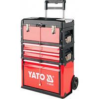 Передвижная тумба для хранения инструмента Yato YT-09101