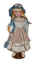 Кукла фарфоровая Ирэна 40см