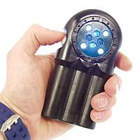 Полицейский LED фонарь/проблесковый маяк Nite palm PC8. Великобритания, оригинал.