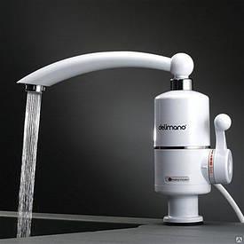 Мгновенный водонагреватель, проточный нагреватель для воды кран водонагреватель