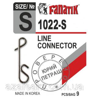 Застежка безузловая FANATIK 1022 - S