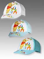 Кепки детские Vinni Puh от Disney 48-50 cm