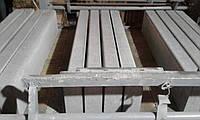Поребрик сухопрессованный 100*20*8 см, фото 1