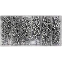 Набор из вытяжных алюминиевых заклепкок 400шт Yato YT-36420