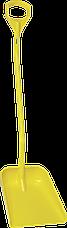Ергономічна велика лопата Vikan з довгою ручкою, 1310 мм, фото 2