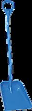 Эргономичная большая лопата Vikan с длинной ручкой, 1310 мм, фото 2