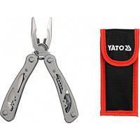 Многофункциональный нож мультитул Yato yt-76043