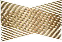 Набор бамбуковых шампуров 5054