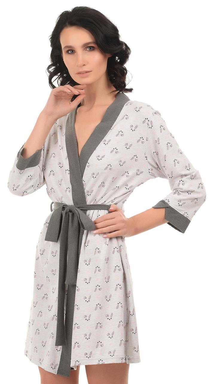 Халат 0206 Barwa garments