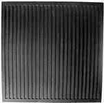 Килим диелектричний 500х500 ГОСТ 4997-79