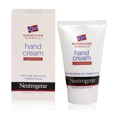 Крем для рук Neutrogena Norwegian Formula Concentrated Hand Cream