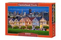 """Пазлы """"Сан-Франциско"""" Castorland, 1000"""