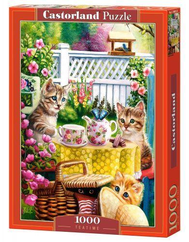 """Пазлы """"Котята в саду"""", 1000 эл"""