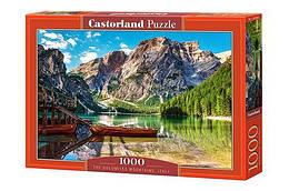 """Пазлы """"Доломитовые горы, The Dolomites Mountains, Italy"""", 1000 эл"""