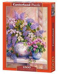 """Пазлы """"Вазы с цветами"""", 1500 эл"""