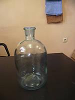 Стекляная  бутыля  1л